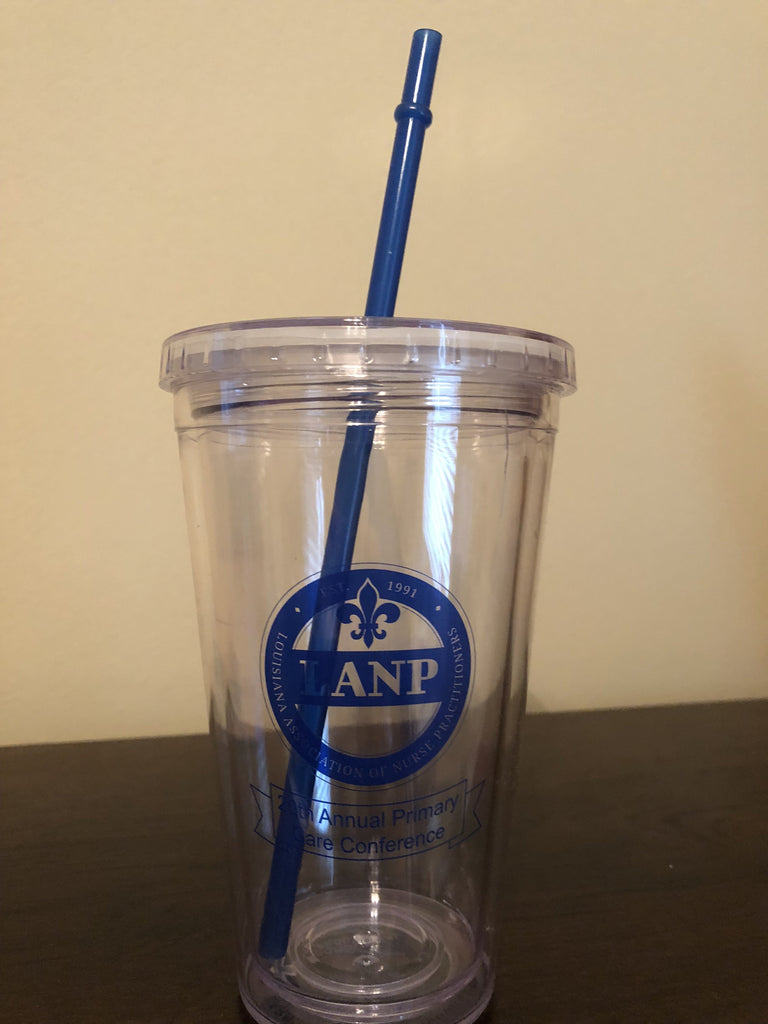 LANP Cup with Lid - 16oz. (clearance)