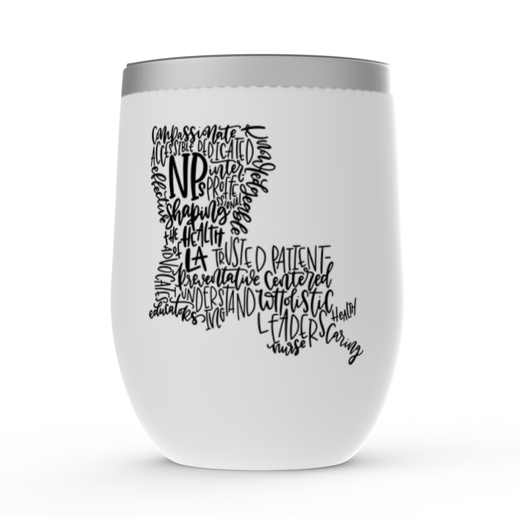 Shaping the Health of Louisiana Wine Tumblers