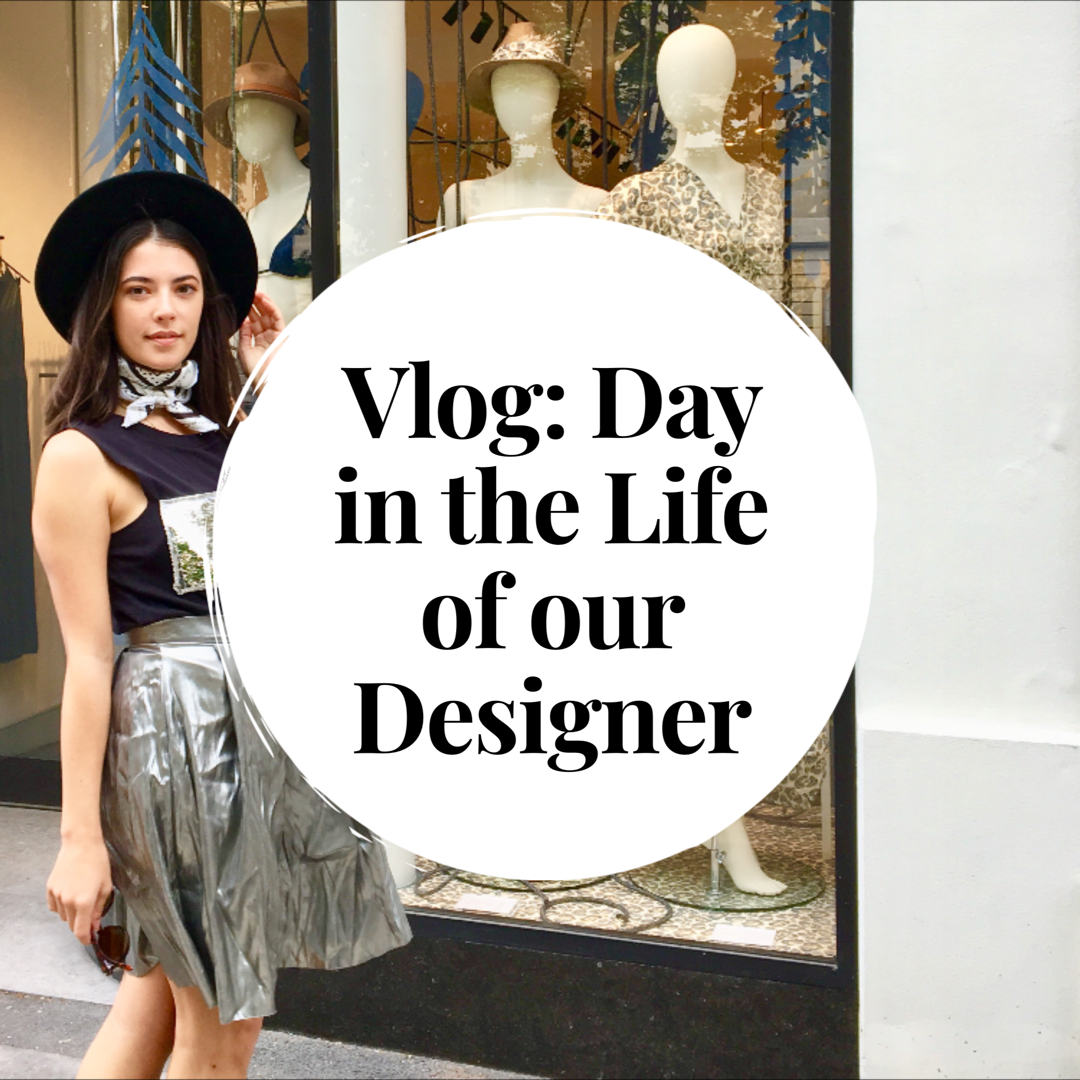 Vlog: Day in the Life of Our Designer
