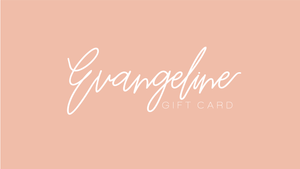 Gift Card freeshipping - Evangeline