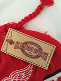 8a5b53668e7 NHL Detroit Red Wings Adult Winter Knit Hat with Tassel – MancavesOnline