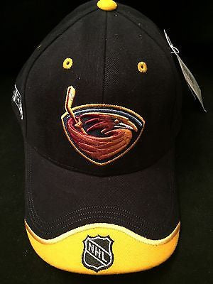 NCAA Atlanta Thrashers CCM Adjustable Velcro Hat
