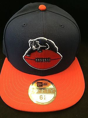 NFL Chicago Bears Adult Retro New Era 59Fifty 6 7/8 Fitted Hat