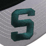 NCAA Michigan State Spartans Men's Fitted Size 7 3/8 Hat