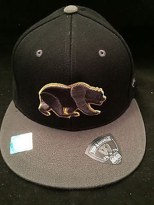 NCAA California Bears Top Of The World 6 7/8- 7 1/4 Fitted Hat