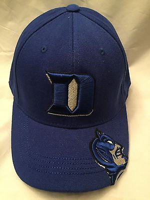 NCAA Duke Blue Devils Adult Top Of The World Stretch Fit Hat