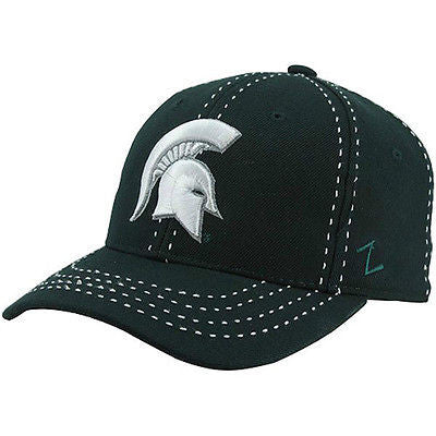 NCAA Michigan State Spartans Men's Fitted Size 7 1/2 Hat