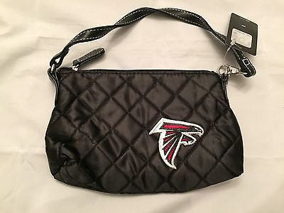 NFL Atlanta Falcons Women's Small Black Purse
