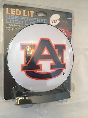 NCAA Auburn University Tigers LED Light
