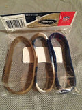 NFL St. Louis Rams Team Wristband Pack - Set of 3