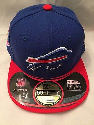 NFL Buffalo Bills New Era 5950 7 3/8 Fitted Hat