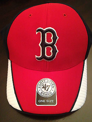 MLB Boston Red Sox Men's Adjustable Hat