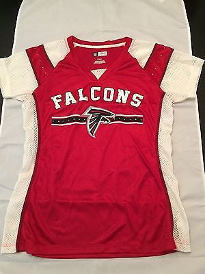 NFL Atlanta Falcons Women's Small Jersey w/ Sequins