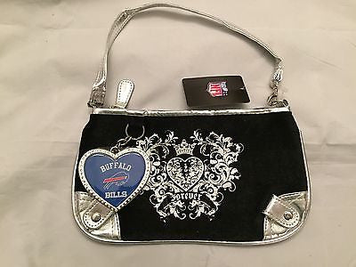 "NFL Buffalo Bills 8""x8"" ""Forever"" Purse"