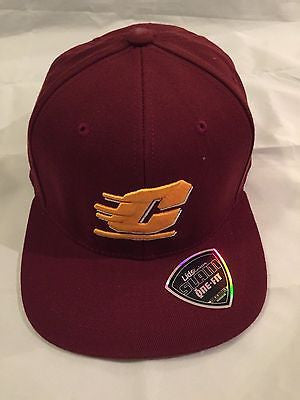 NCAA Central Michigan Chippewa's Top Of World Hat