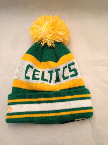NBA Boston Celtics Youth HWC Fashion Jacob Knit Winter Hat