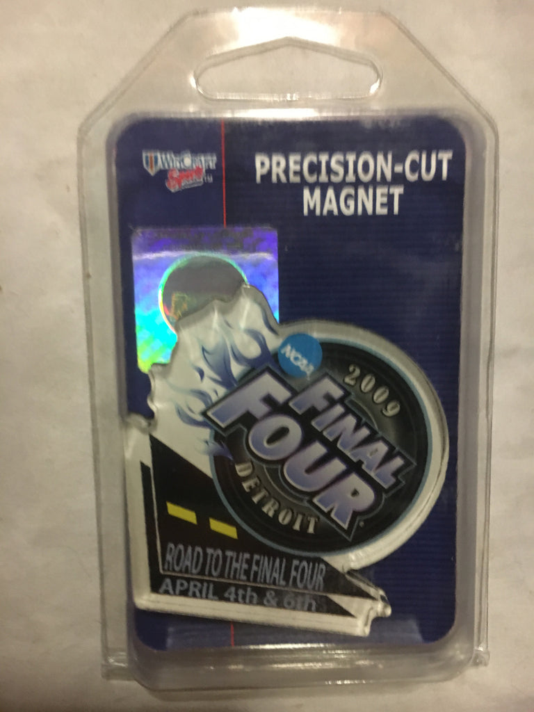 NCAA 2009 Final 4 Detroit Precision-Cut Magnet