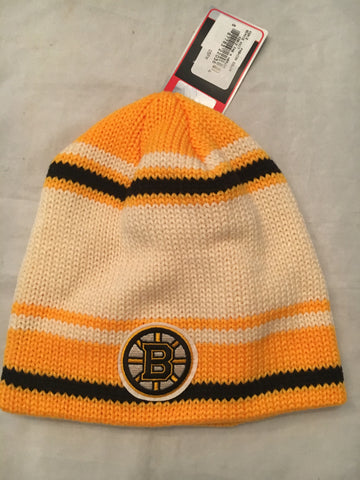 NHL Boston Bruins Knitted Winter Hat