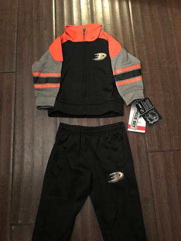 NHL Anaheim Ducks Kid Track Suit