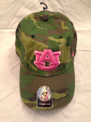 NCAA Auburn University Tigers Women's Fashion Clean Up Hat