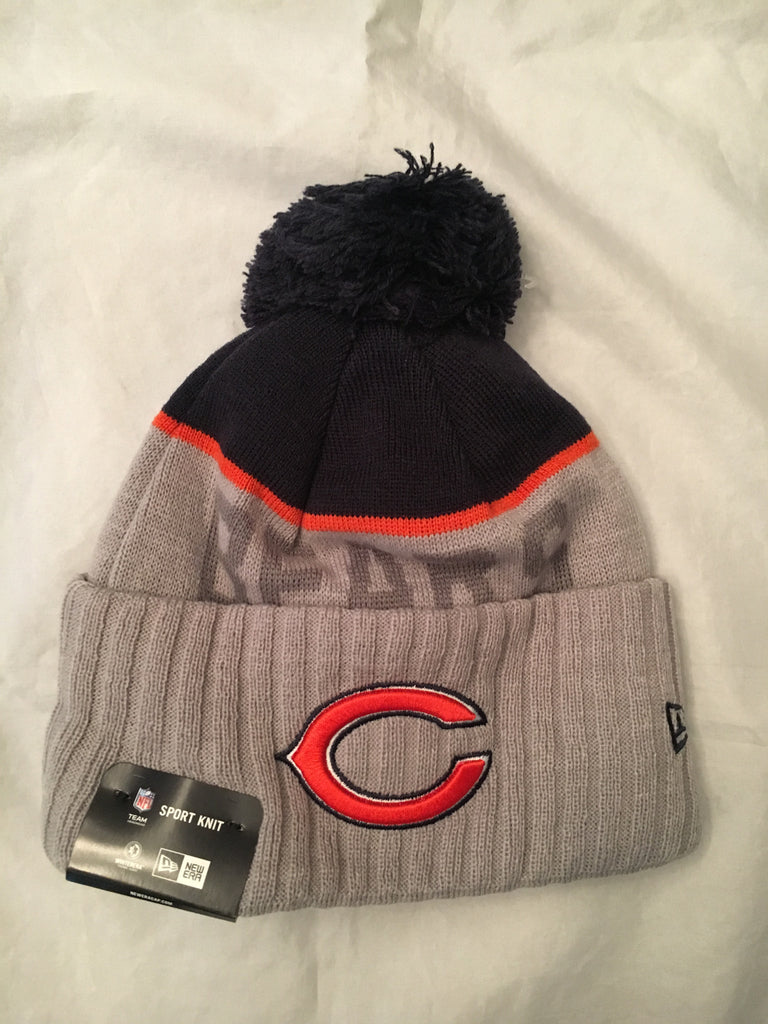NFL Chicago Bears Sport Knit Winter Hat