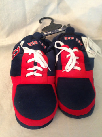 MLB Boston Red Sox Men's Sneaker Slippers