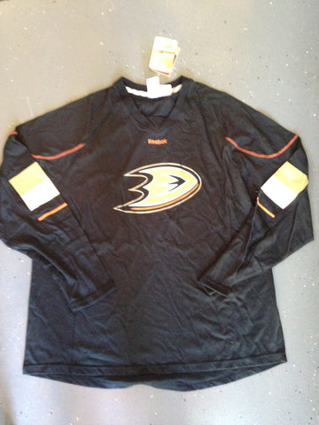 NHL Anaheim Ducks Men's Jersey Style L/S Shirt
