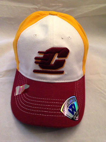 NCAA Central Michigan University T-Shirt Jock Hat