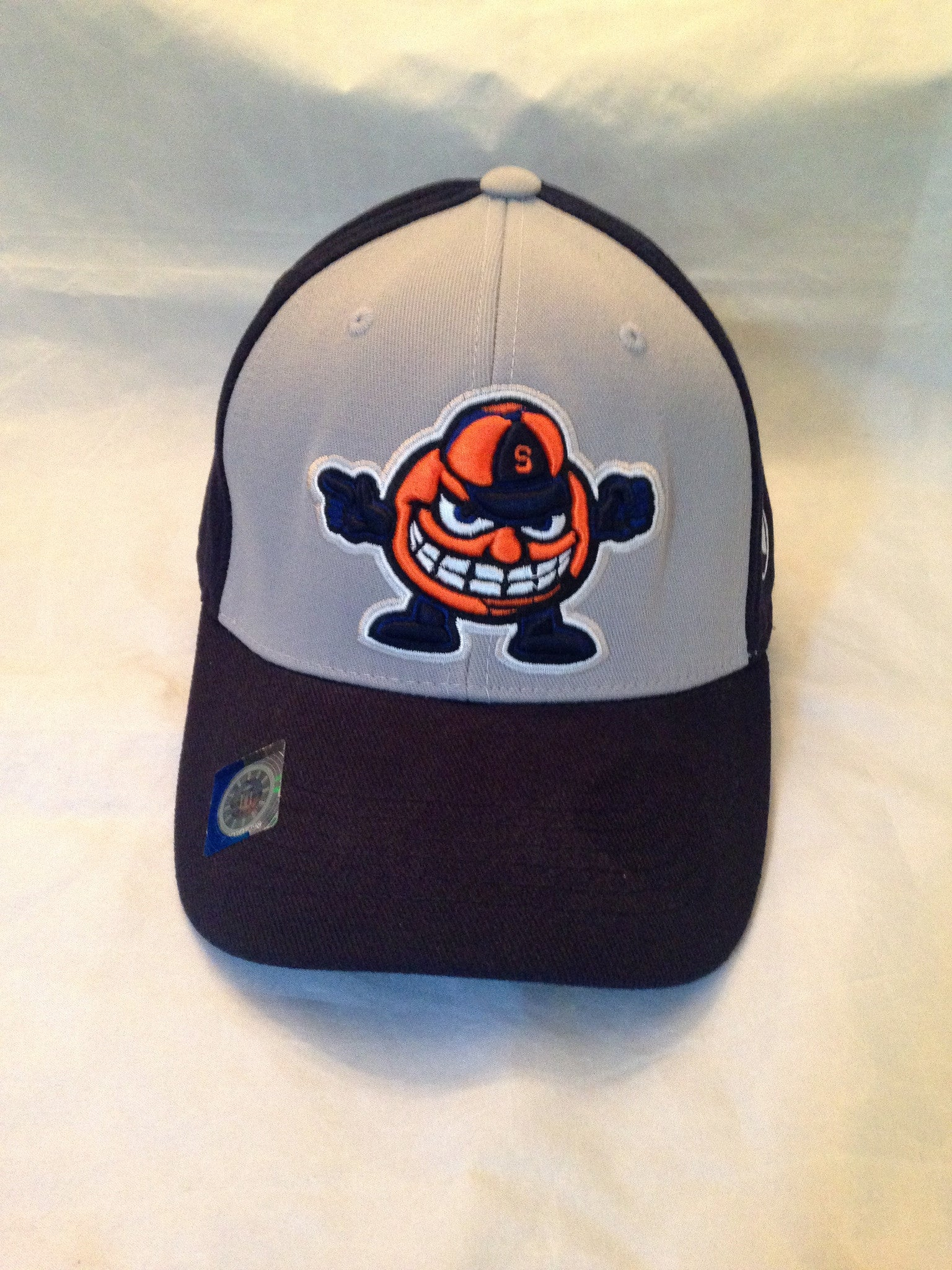 huge discount 3b579 25ae0 NCAA Syracuse Orange Real Life Yo One Fit Aggressive Otto Hat –  MancavesOnline