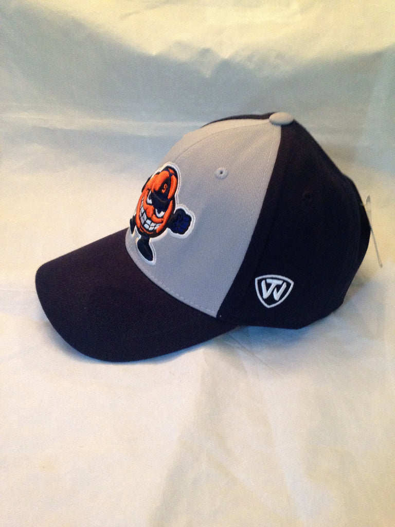 innovative design b4803 e507a NCAA Syracuse Orange Real Life Yo One Fit Aggressive Otto Hat