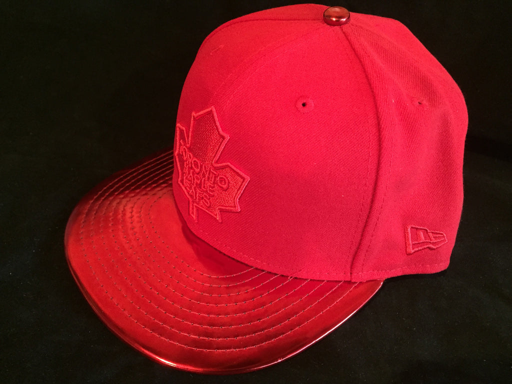 32c60316872 NHL Toronto Maple Leafs Meddle d Fitted Hat – MancavesOnline