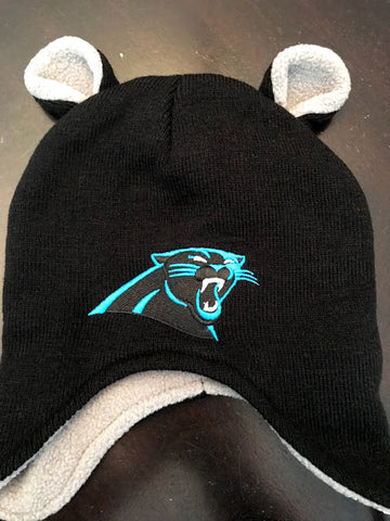 NFL Carolina Panthers Youth Winter Hat