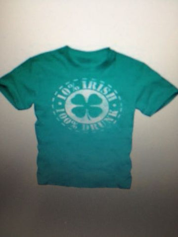 St. Patrick's Day Men's Small T-Shirt