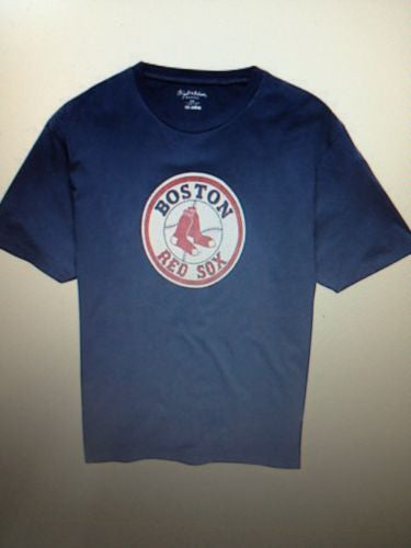 MLB Boston Red Sox Men's Logo T-Shirt