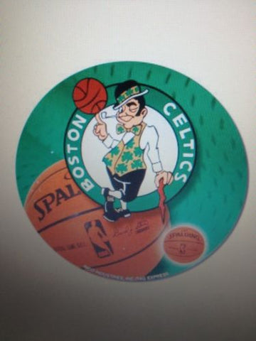 NBA Boston Celtics Vinyl Decal
