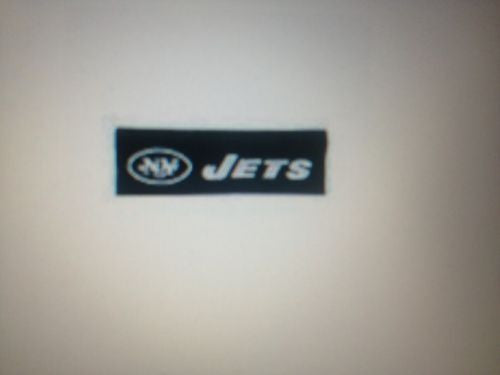 NFL New York Jets padded seat belt/backpack cover - Qty. 2