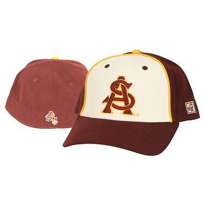 NCAA Arizona State Sun Devils Fitted 7 1/4 Hat