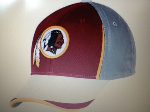 NFL Washington Redskins Adult S/M Flex Fit Hat