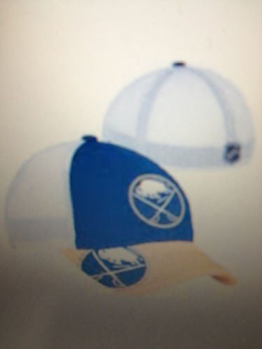 "NHL Buffalo Sabres Men's Small/Medium ""Team Slouch"" Hat"