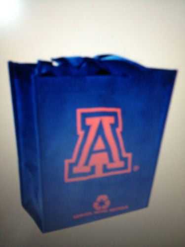 NCAA University of Arizona Wildcats Reusable Tote Bag