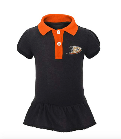 NHL Anaheim Ducks Infant Girls Dress