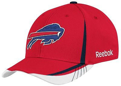 "NFL Buffalo Bills ""Sideline"" Reebok Hat S/M Flex Fit"