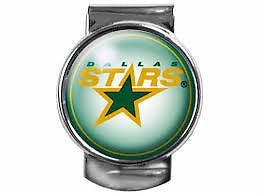 NHL Dallas Stars Money Clip