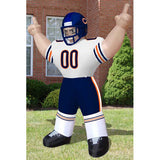 "NFL Chicago Bears Inflatable ""Tiny"" Football Player"