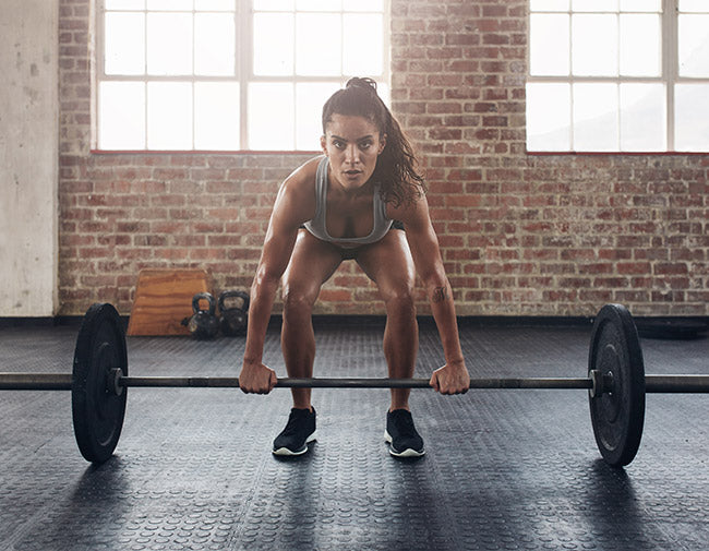 10 Reasons Women Should Lift Weights