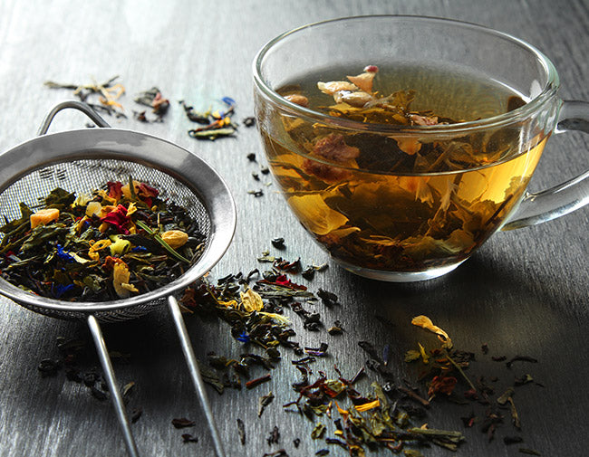 5 Reasons To Trade Your Coffees For Herbal Tea