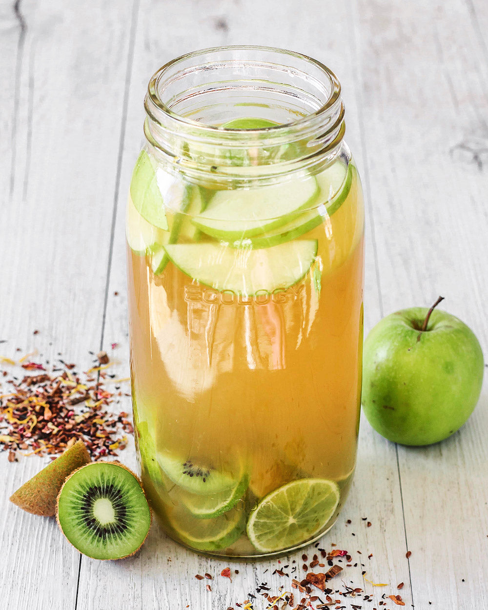 Apple, Kiwi & Lime Cleanse Tea