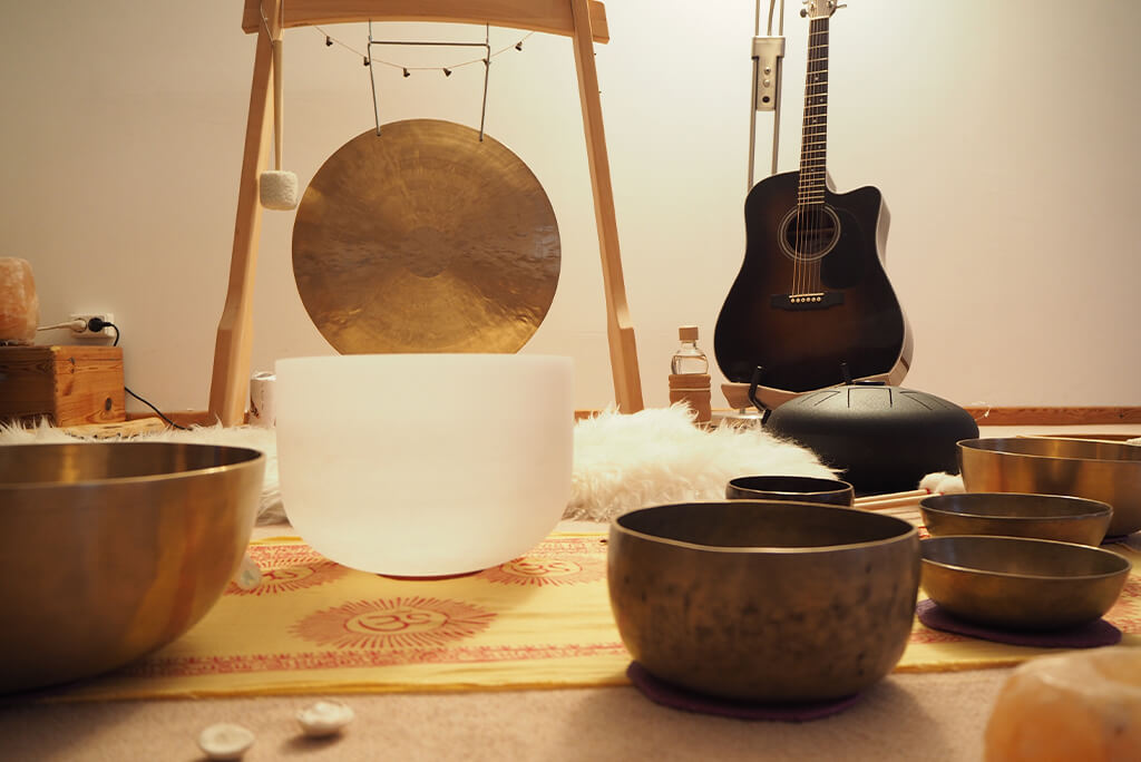 tools for sound therapy