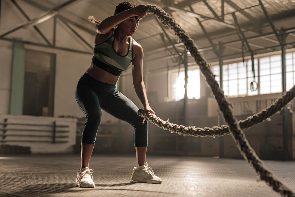 rope exercise