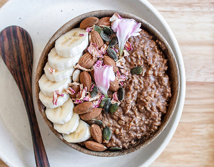 Choc Protein Oats